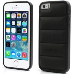 """""""Infisens"""" dėklas - juodas (iPhone 5 / 5S / SE)"""