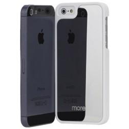 """""""More"""" veidrodinis dėklas - baltas (iPhone 5 / 5S / SE)"""
