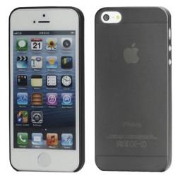 Ploniausias pasaulyje dėklas - juodas (iPhone 5 / 5S / SE)