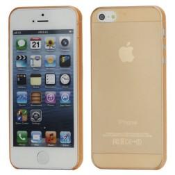Ploniausias pasaulyje dėklas - oranžinis (iPhone 5 / 5S / SE)