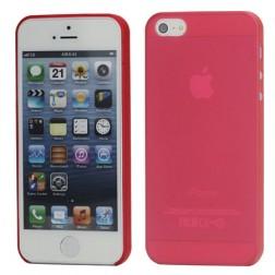 Ploniausias pasaulyje dėklas - raudonas (iPhone 5 / 5S / SE)