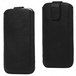 Telefono įmautė - juoda (iPhone 5 / 5S / SE)