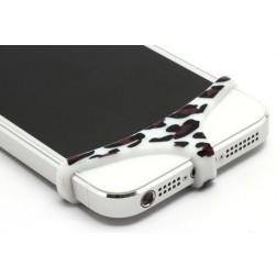 Telefono apatiniai - balti, leopardiniai