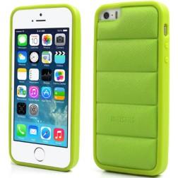 """""""Infisens"""" dėklas - žalias (iPhone 5 / 5S / SE)"""