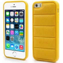 """""""Infisens"""" dėklas - geltonas (iPhone 5 / 5S / SE)"""