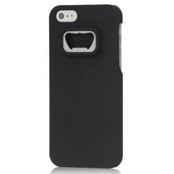 Atidarytuvas, dėklas - juodas (iPhone 5 / 5S / SE)