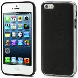 """""""Kingpad"""" dėklas - juodas (iPhone 5 / 5S / SE)"""