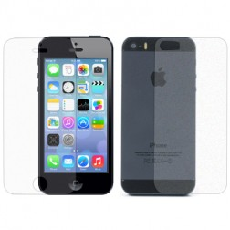 """""""ISME"""" apsauginės plėvelės - matinės (iPhone 5 / 5S / SE)"""