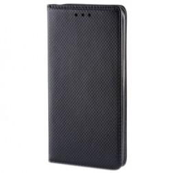 """""""Shell"""" solidus atverčiamas dėklas - juodas (iPhone 5 / 5S / SE)"""