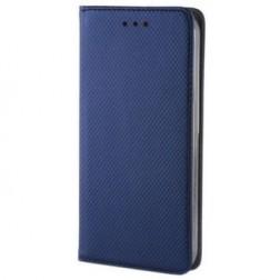 """""""Shell"""" solidus atverčiamas dėklas - mėlynas (iPhone 5 / 5S / SE)"""