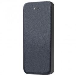 """""""Shiny"""" atverčiamas dėklas - juodas (iPhone 5 / 5S / SE)"""