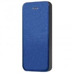 """""""Shiny"""" atverčiamas dėklas - mėlynas (iPhone 5 / 5S / SE)"""