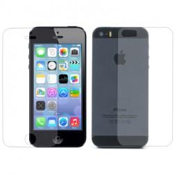 """""""ISME"""" apsauginės plėvelės - skaidrios (iPhone 5 / 5S / SE)"""