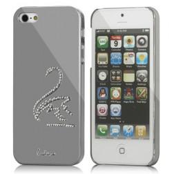 """""""Leshine"""" dėklas - Gulbė (iPhone 5 / 5S / SE)"""