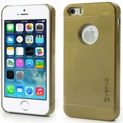 """""""Verus"""" dėklas - auksinis (iPhone 5 / 5S / SE)"""