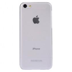 """""""Baseus"""" ploniausias dėklas - skaidrus + apsauginė ekrano plėvelė (iPhone 5C)"""