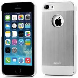 """""""Moshi"""" iGlaze Armour dėklas - sidabrinis (iPhone 5C)"""