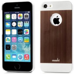 """""""Moshi"""" iGlaze Armour dėklas - rudas/sidabrinis (iPhone 5C)"""
