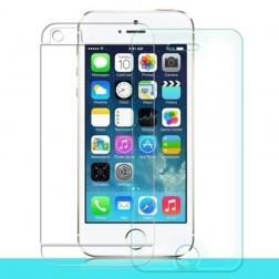 """""""Nillkin"""" 9H Tempered Glass apsauginis ekrano stiklas 0.33 mm + nugarėlės plėvelė (iPhone 5 / 5S / SE)"""
