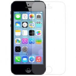 """""""ISME"""" apsauginė ekrano plėvelė - skaidri (iPhone 5 / 5S / SE)"""