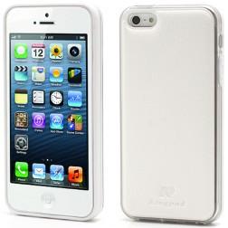 """""""Kingpad"""" dėklas - baltas (iPhone 5 / 5S / SE)"""