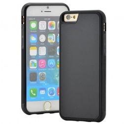 """""""Likgus"""" sustiprintos apsaugos dėklas - juodas (iPhone 6 / 6S)"""