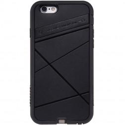 """""""Nillkin"""" Super Power Wireless dėklas su belaidžio įkrovimo funkcija  - juodas (iPhone 6 / 6s)"""