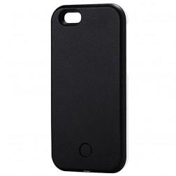 """""""ANDSUN"""" šviečiantis dėklas - juodas (iPhone 6 / 6s)"""