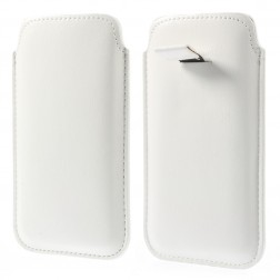 Įmautė telefonui - balta (L dydis)