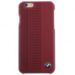 """""""BMW"""" Signature odinis dėklas - raudonas (iPhone 6 / 6s)"""