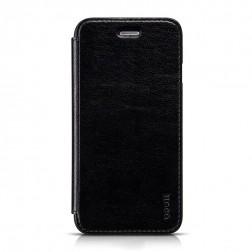 """""""HOCO"""" Crystal Classic atverčiamas dėklas - juodas (iPhone 6 / 6s)"""