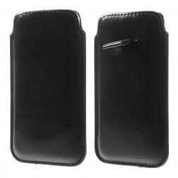 Įmautė telefonui - juoda (L dydis)