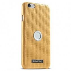 """""""Kalaideng"""" Drive dėklas - auksinis + automobilinis laikiklis (iPhone 6 / 6s)"""