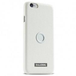 """""""Kalaideng"""" Drive dėklas - baltas + automobilinis laikiklis (iPhone 6 / 6s)"""