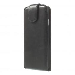 Klasikinis atverčiamas dėklas - juodas (iPhone 6 / 6s)