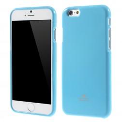 """""""Mercury"""" dėklas - šviesiai mėlynas (iPhone 6 / 6s)"""