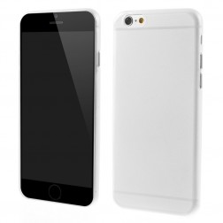 Ploniausias plastikinis dėklas - skaidrus (iPhone 6 / 6s)