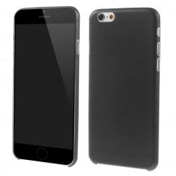Ploniausias plastikinis dėklas - juodas (iPhone 6 / 6s)