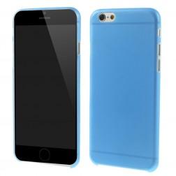 Ploniausias plastikinis dėklas - mėlynas (iPhone 6 / 6s)