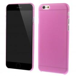 Ploniausias plastikinis dėklas - rožinis (iPhone 6 / 6s)