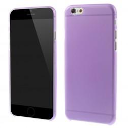 Ploniausias plastikinis dėklas - violetinis (iPhone 6 / 6s)