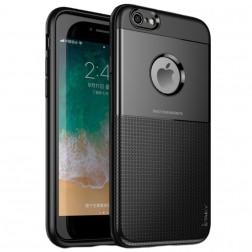 """""""IPAKY"""" Shield dėklas - juodas (iPhone 6 Plus / 6s Plus)"""