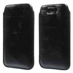 Įmautė telefonui - juoda (XL dydis)