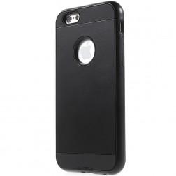 Sustiprintos apsaugos dėklas - juodas (iPhone 6 Plus / 6s Plus)