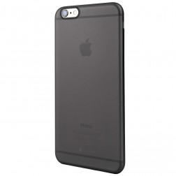 Kieto silikono (TPU) matinis dėklas - pilkas (iPhone 6 Plus / 6s Plus)