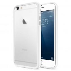 Matinis plastikinis dėklas - baltas (iPhone 6 Plus / iPhone 6s Plus)