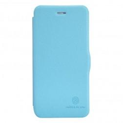 """""""Nillkin"""" Fresh atverčiamas dėklas - mėlynas (iPhone 6 Plus / iPhone 6s Plus)"""