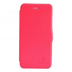 """""""Nillkin"""" Fresh atverčiamas dėklas - raudonas (iPhone 6 Plus / iPhone 6s Plus)"""