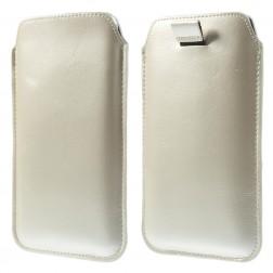 Įmautė telefonui - smėlio spalvos (XL dydis)