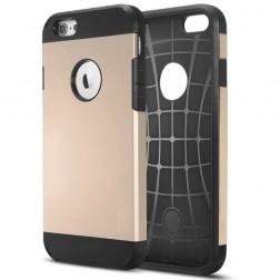 Sustiprintos apsaugos dėklas - auksinis (iPhone 6 Plus / 6s Plus)